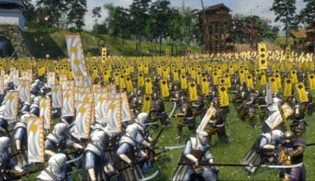 Shogun 2 - střet armád