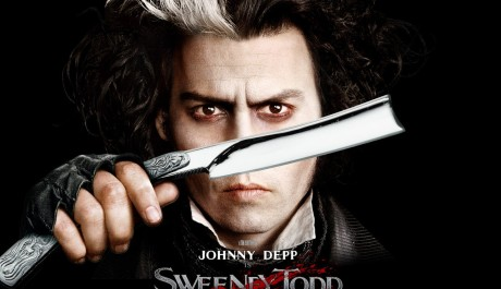 FOTO: Johnny Depp jako Sweeney Todd