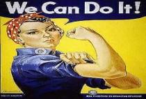 FOTO: Plakát k Mezinárodnímu dni žen