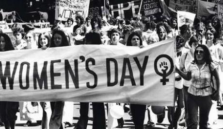 FOTO: Manifestace za ženská práva