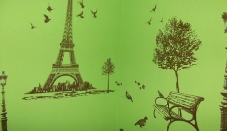 FOTO: Zelená v interiéru