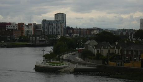 Limerick - moderní výstavba, Foto: Jana Roszková, Topzine.cz
