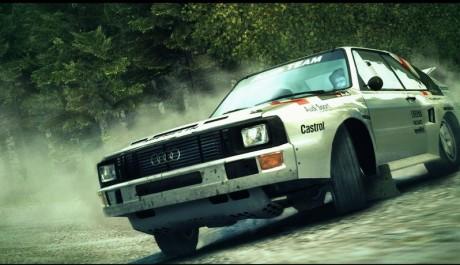 Dirt 3 Audi Quattro