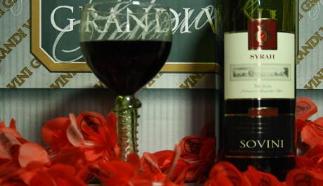 FOTO: Červené víno