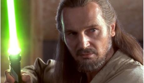 FOTO: Liam Neeson jako Jedi