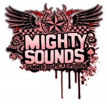 FOTO: Logo festivalu Mighty Sounds 2011
