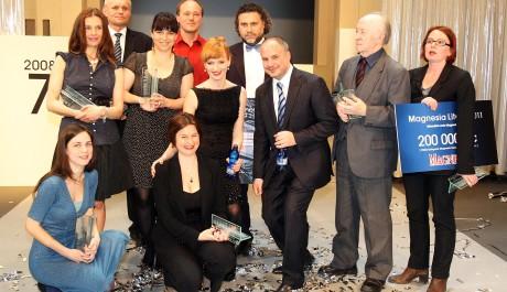 FOTO: Vítězové Magnesie Litery 2011