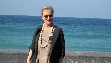 FOTO: Meryl Streep