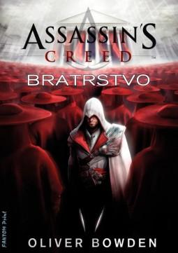 obálka Oliver Bowden: Assassins Creed: Bratrstvo