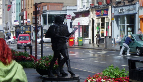 FOTO: Limerick, O´Connell Street