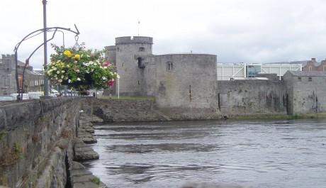 FOTO: Limerick, King John's Castle