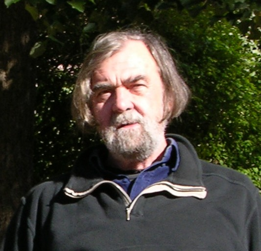 Spisovatel Pavel Šrut
