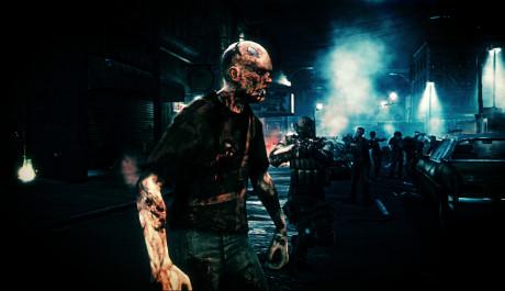 Resident Evil Operation Raccoon City - Zombie idylka