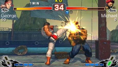 OBR.: Souboj ve Street Fighterovi IV