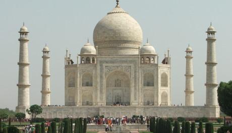 FOTO: Tádž Mahal