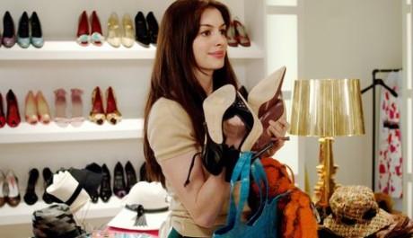 FOTO: Anne Hathaway ve filmu Ďábel nosí Pradu