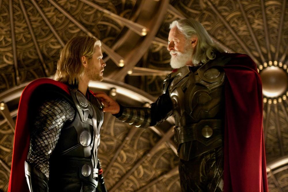 FOTO: z filmu Thor