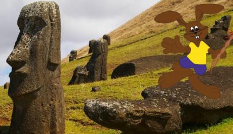 FOTO: Velikonoční ostrov dostal název podle data objevení