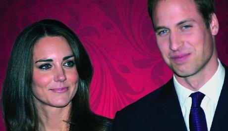 FOTO: William & Kate