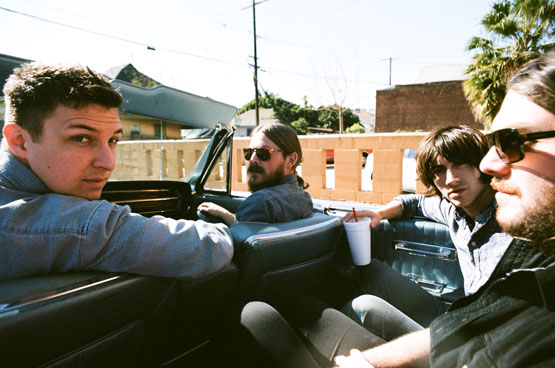 FOTO: Arctic Monkeys
