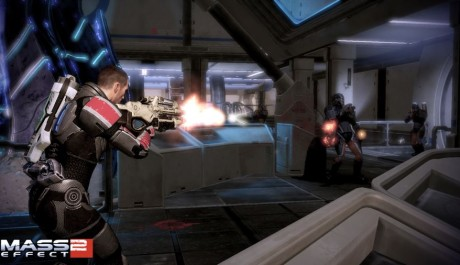 Screenshot z DLC Arrival