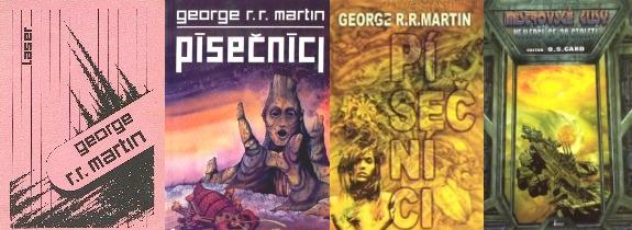 George R. R. Martin: Písečníci (koláž)