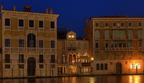 FOTO: romantický hotel Al Ponte Antico v srdci Benátek