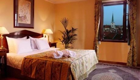 FOTO: luxusní interiér hotelu U Zlaté studně