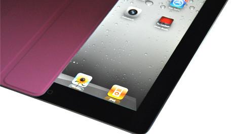 iPad2 - Intuitivní uživatelské rozhraní