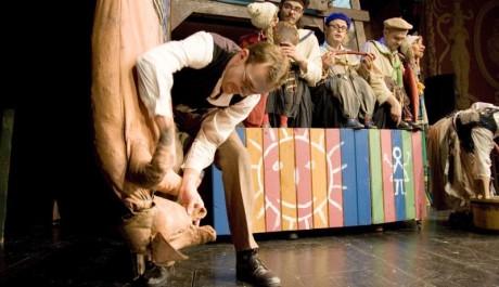 FOTO: Lakomá Barka v Divadle ABC
