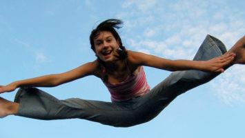 FOTO: Jumping