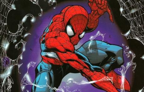 Komiks Amazing Spider-Man: Šťastné narozeniny (ilustrační)