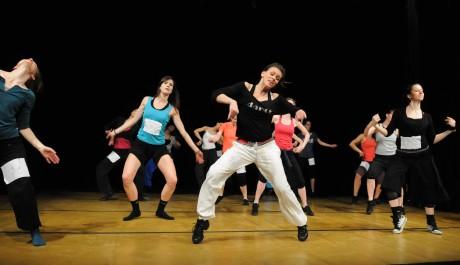 FOTO: Konkurz do muzikálu Osmý světadíl v Divadle Kalich