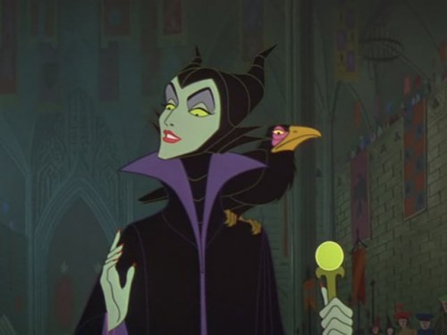 FOTO: Maleficent - Sleeping Beauty