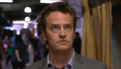 FOTO: Matthew Perry v seriálu Mr. Sunshine