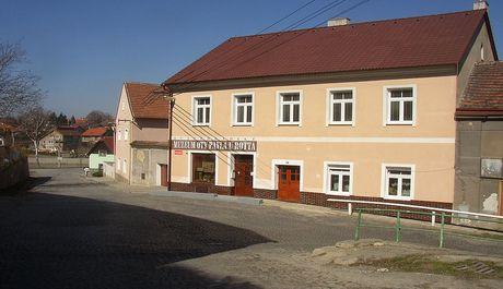OBR: Muzeum Oty Pavla v Buštěhradě