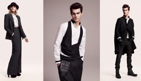 FOTO: Oblečení Black&White