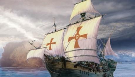 Orson Scott Card: Vykoupení Kryštofa Kolumba (priorita)
