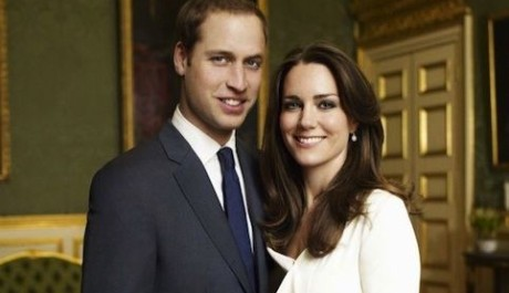 FOTO: Princ William a Kate Middleton