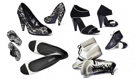 FOTO: Černé boty