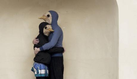 FOTO: Tanečníci z opery Slavík a růže, která měla premiéru v DISKu