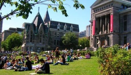 FOTO: Studium v USA