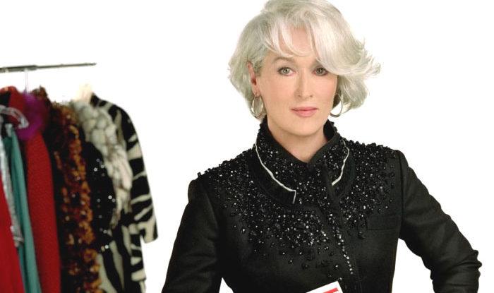 FOTO: Meryl Streep ve filmu Ďábel nosí Pradu