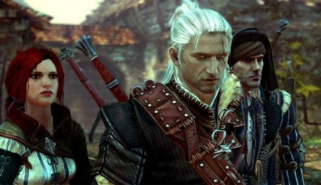 The Witcher 2 - kompanie