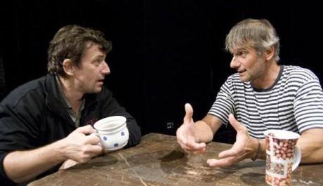 FOTO: František Kreuzmann v roli Toma a Daniel Rous v roli Gabea