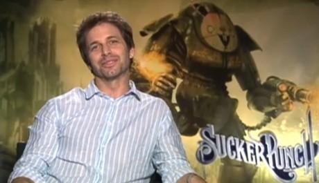 Obr: Zack Snyder