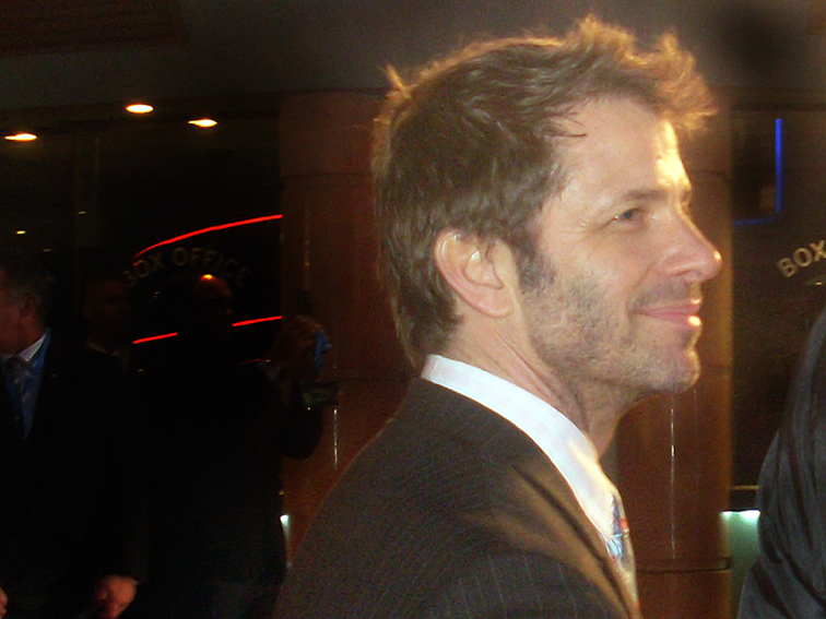 FOTO: Zack Snyder - Sucker Punch - Red Carpet