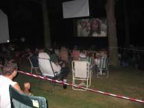 FOTO: Filmové večery na pláži