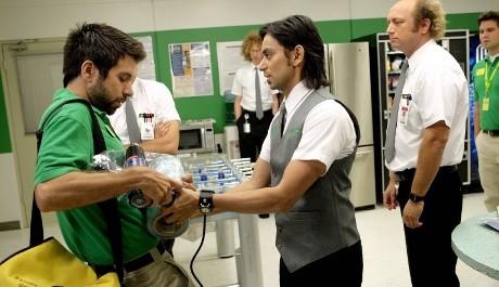 FOTO: Hvězdy seriálu Chuck: Joshua Gomez, Vik Sahay, Scott Krinsky
