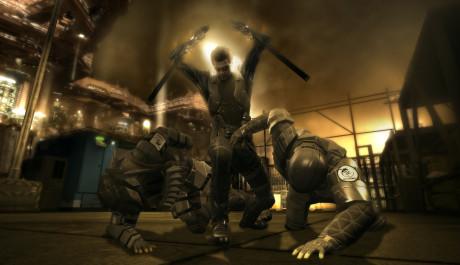 Deus Ex Human Revolution - takedown
